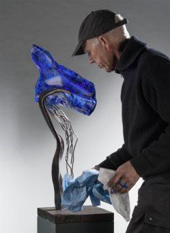 Foto André bij Moving Blue